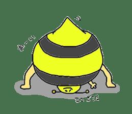 bee sticker #1028561