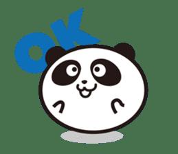 PANDAMA sticker #1028647