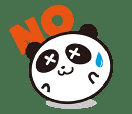 PANDAMA sticker #1028648