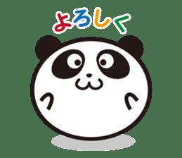 PANDAMA sticker #1028659