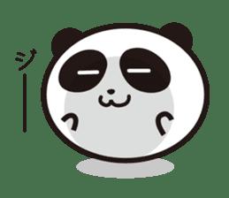 PANDAMA sticker #1028660