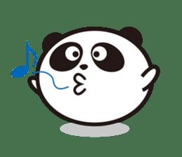 PANDAMA sticker #1028667