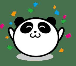 PANDAMA sticker #1028680