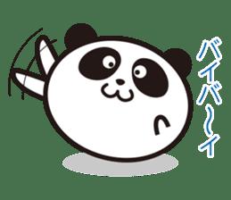 PANDAMA sticker #1028686