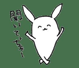 Usami(the Kitakyushu dialect) sticker #1029476