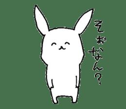 Usami(the Kitakyushu dialect) sticker #1029481