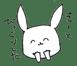 Usami(the Kitakyushu dialect) sticker #1029494