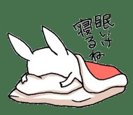 Usami(the Kitakyushu dialect) sticker #1029497
