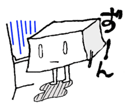 Mr.Tofu sticker #1029956