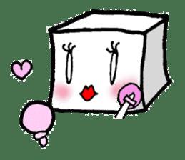 Mr.Tofu sticker #1029964