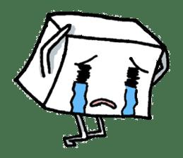 Mr.Tofu sticker #1029966