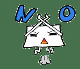 Mr.Tofu sticker #1029979