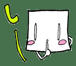 Mr.Tofu sticker #1029986
