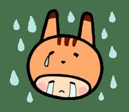 kigurumi sticker #1031403