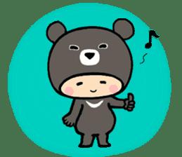 kigurumi sticker #1031412