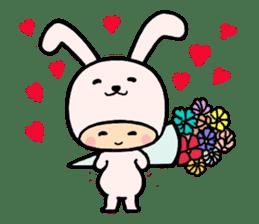 kigurumi sticker #1031413