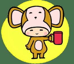 kigurumi sticker #1031418