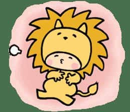 kigurumi sticker #1031423