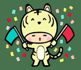 kigurumi sticker #1031426