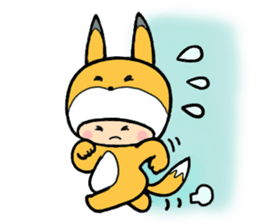 kigurumi sticker #1031428