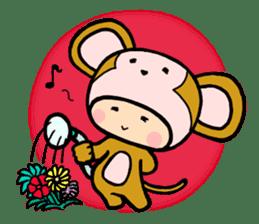 kigurumi sticker #1031431