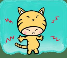 kigurumi sticker #1031436