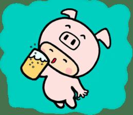 kigurumi sticker #1031440