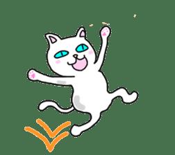 Asian Cat sticker #1031866