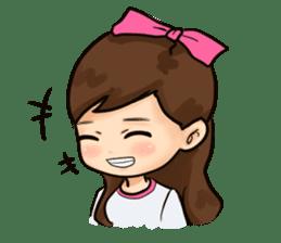 PiNKku BuBu sticker #1033211