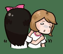 PiNKku BuBu sticker #1033223