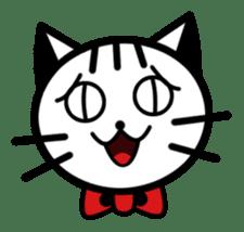 uzakawaiicat sticker #1036736