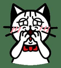 uzakawaiicat sticker #1036757