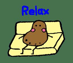 I am Potato sticker #1037324
