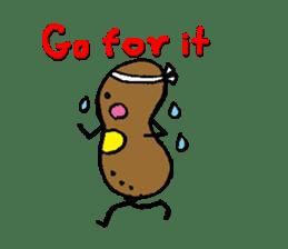 I am Potato sticker #1037329