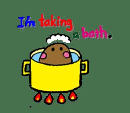 I am Potato sticker #1037337