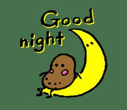 I am Potato sticker #1037348