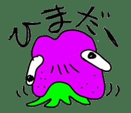 Lovely Monster sticker #1039916