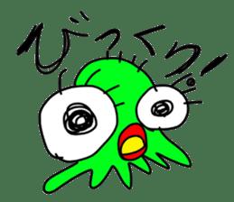 Lovely Monster sticker #1039921
