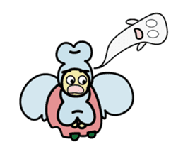 EYO the Toothfairy sticker #1039940