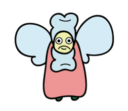EYO the Toothfairy sticker #1039944