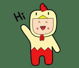 Mhootoon sticker #1040282