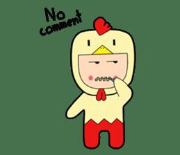 Mhootoon sticker #1040283