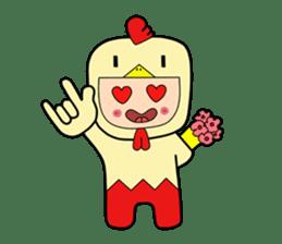 Mhootoon sticker #1040290