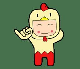Mhootoon sticker #1040291