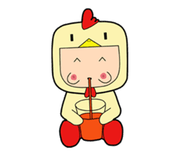 Mhootoon sticker #1040296