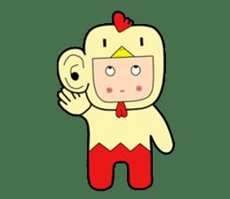Mhootoon sticker #1040298