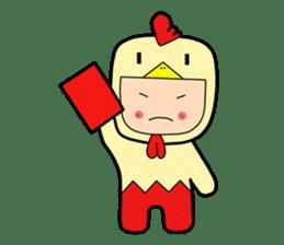 Mhootoon sticker #1040303