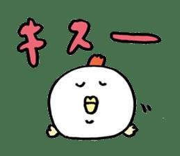 Plump Birdman 2 sticker #1040572