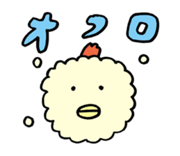 Plump Birdman 2 sticker #1040589