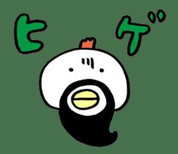 Plump Birdman 2 sticker #1040599